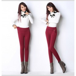 Women's Legging Pants Casual Style Waist High Fashion