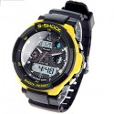 Watch Unisex Swimming Yellow Various colors digital and analog