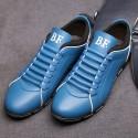 Shoes Social Black Male Leather Elegant Casual Shoe