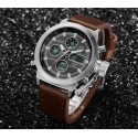 Casual Male Sports Watch in Great Digital Leather