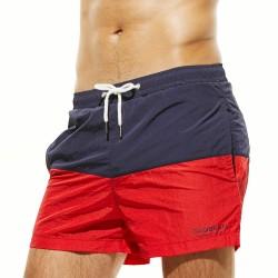 Men's Bermuda Beach Short Two Colors Comfortable with Handbags