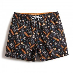 Men's Casual Short Bermuda For Events and Shows by Funk Nutella