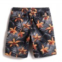 Tropical Men's Casual Bermuda Floral Patterned Holiday Havaianas
