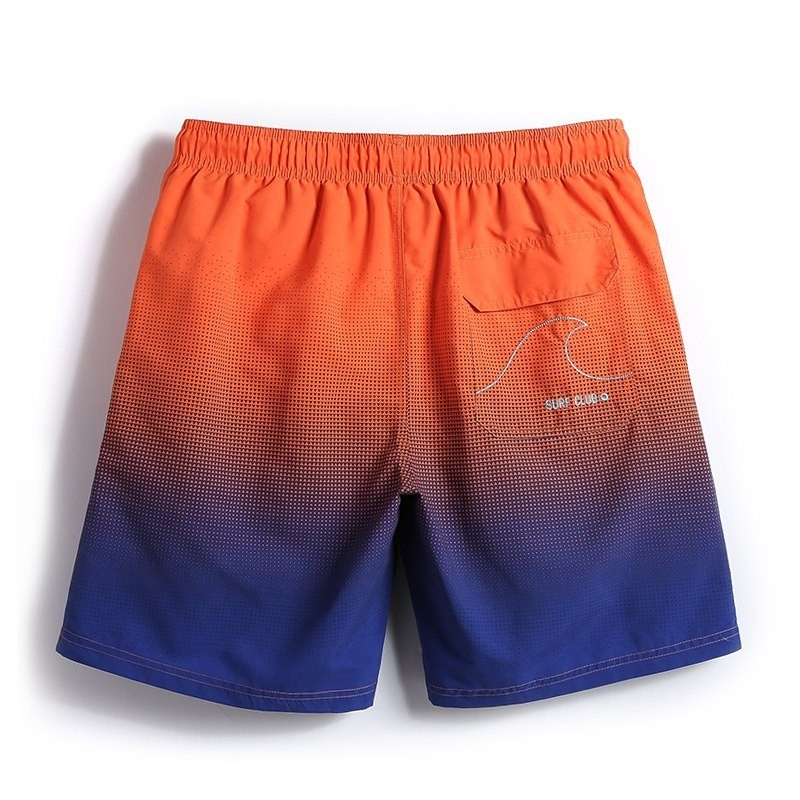 5153ba346 Casual Soccer Colored Short In Degrade Textured Urban Style