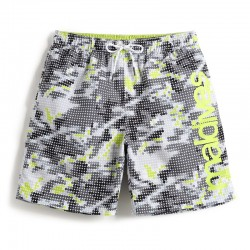 Men's Bermuda Training Camouflage Print Military Casual Summer