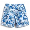 Bermuda Floral Medium for Men Casual Hawaiian Summer Fashion