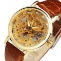 Watch Automatic Mechanical Classic Male Skeletal Cheap.