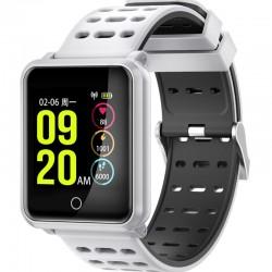 Relógios Inteligente Smartwatch com Monitor Cardíaco de Pulso