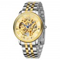 Watch Luxury Gold Male Auto Smart President