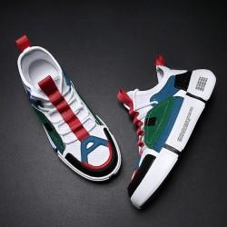 Tênis Chunky Sneakers Masculino Colorido Solado Grosso