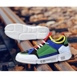 Tênis Chunky Sneakers Masculios Estilo Skait Morderno Confortável