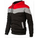 Sweatshirt Stylish Male Sports Urban with Winter Hood