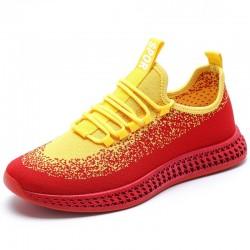 Sapato Colorido Estilizado Masculino Novo Modelo Casual Confortavel