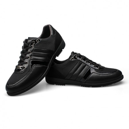 Sapato social Masculino Modelo Casual Elegante Moderno em Couro