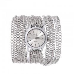 Relógio Bracelede Feminino Casual Fashion Acessorio Barato