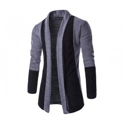 All Men's Casual Jacket Long Sleeve Modern Elegant Winter