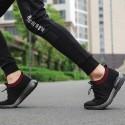 Men's Hiking Shoes Elastic Slip New Sport Model