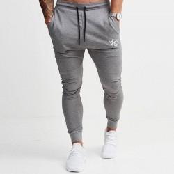Calça Fit Masculina Estampa Listrada Musculação Moletom Listrada