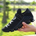 Super Men's Running Shoes New Comfortable Design Shock Absorbers
