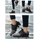 Super Men's Running Shoes New Comfortable Design Shock Absorbers