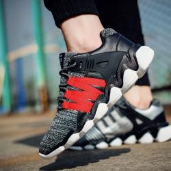Sapato Tênis Fit para Caminhada Masculino Confortável Varios Estilos