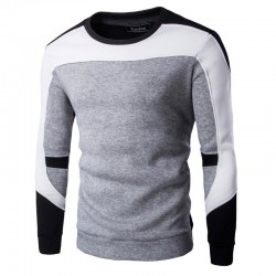 Men's Cold T-shirt Casual Style Long Sleeve Casual