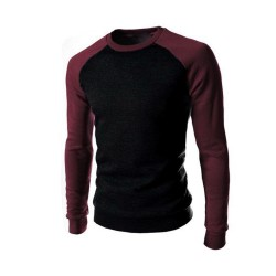 Men's Long Sleeve Winter T-Shirt