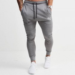 Men's Fit Pants Striped Print Bodybuilding Striped Sweatshirt