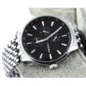 Relógio Masculino Presidencial Elegante Inoxidável em Quartzo Sinobi