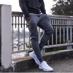 Calça Moletom Inverno Masculina Estilo Casual Caminhada