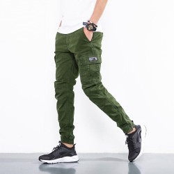 Casual Men's Casual Pants Exclusive Elastica Side Pants