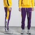 Calça Jovem Casual Masculina Esportiva Estilo Track Pant Moda Homem