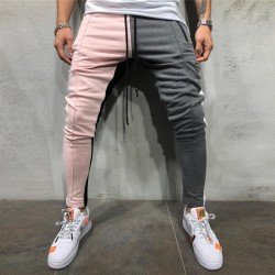 Pants Track Pant Men New Fashion Casual Style Striped Sweatshirt