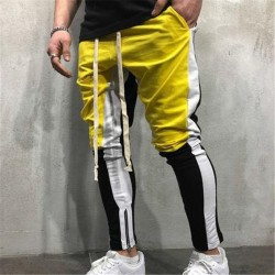 Men's Pants Beautiful Style Very Comfortable Striped Track Pant