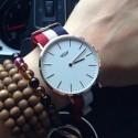 Relógio Unisex Jovem Luxo Marca SESEDEN Pulseira de Nylon Cores