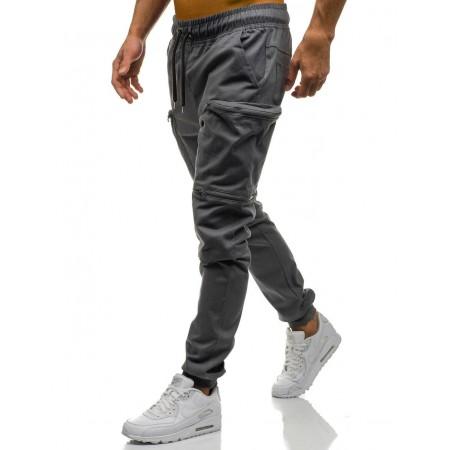 Calça Masculina Estilo Treinos Nova Moda Musculação Estampada