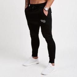 Calça Track Pant Masculina Esportiva Listrada Treinos Musculação
