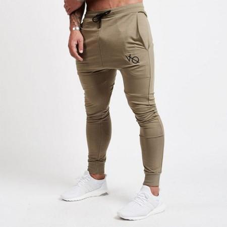 Calça Track Pant Masculina Esportiva Para Musculação Tecido Moletom