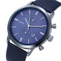 Clock Formal Elegant Male Thin Grande Leather