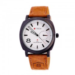 Watch Casual Male in Great Modern Leather Cheap