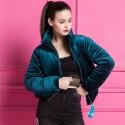 Women's V-Neck Sweater New Style Velvet Long Sleeve