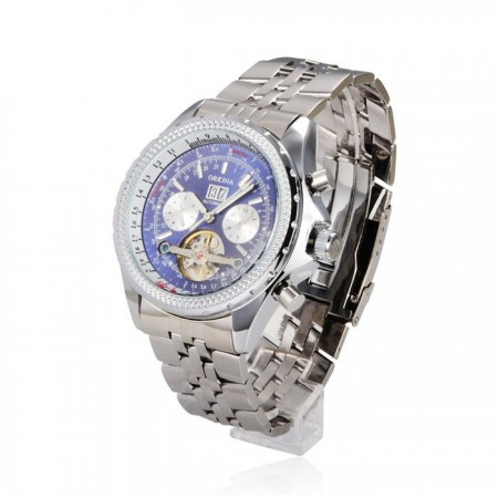 Watch Orient Male Gold Gold and Silver Elegant Auto