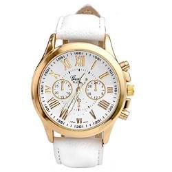 Relógio Feminino Elegante Dinamico Presente Barato Quartzo Formal