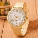 Relógio Feminino Elegante Quartzo Calitta Venda Atacado Barato