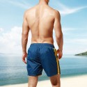 Men's Casual striped Short with adjustable lace Original