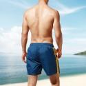 Short Casual Masculino Listrado com Laço Ajustável Original