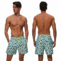 Men's Summer fashion Casual shorts with fruit designs