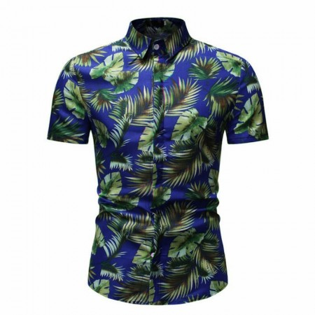 New style Florida Summer fashion beach men's shirt