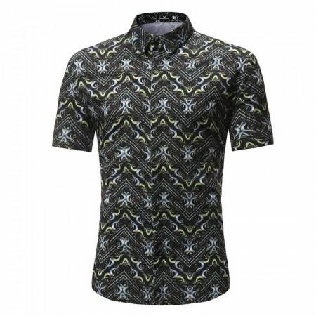 Men's shirt New model Floral Print Beach