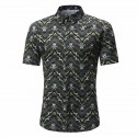Men's shirt New model Floral Print Beach